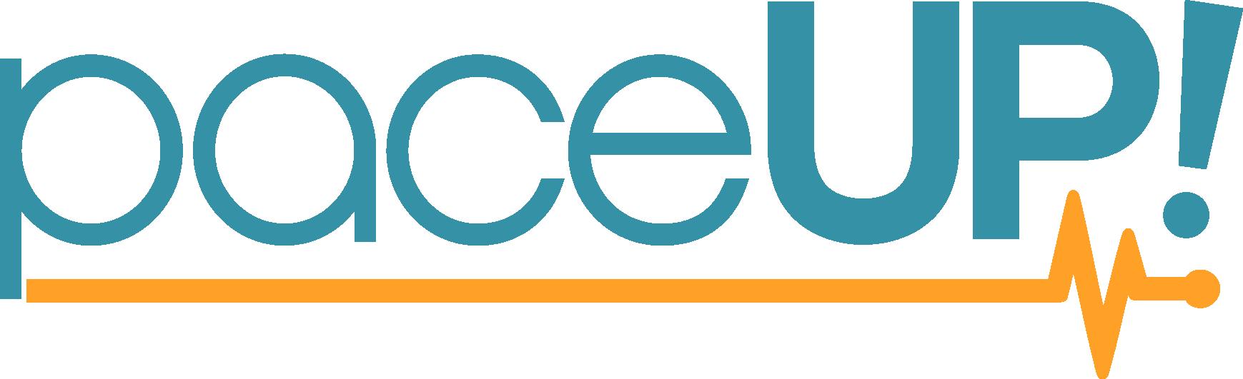 Logo paceUP!