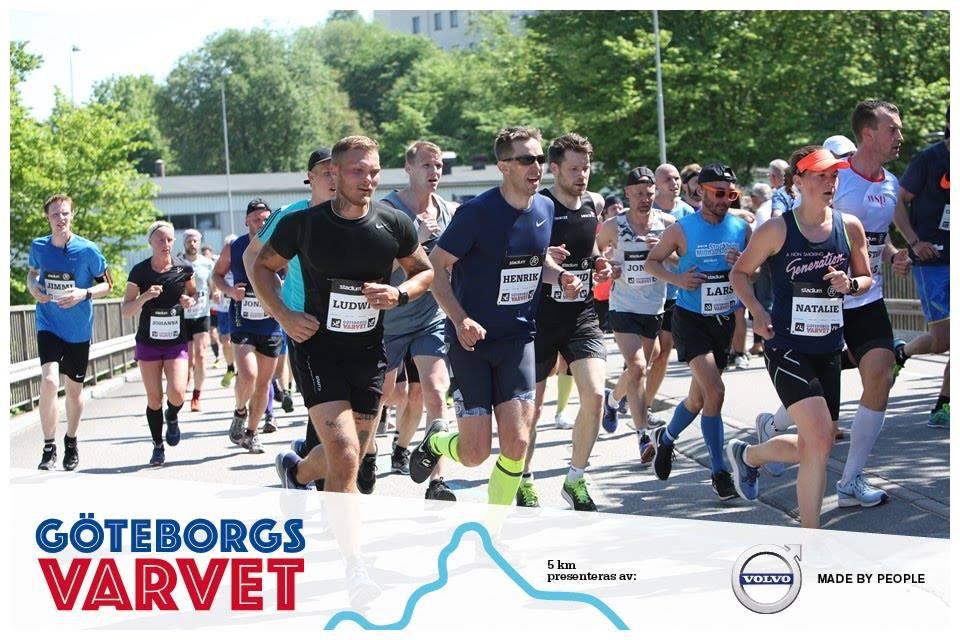 Göteborgsvarvet: den stora löparfesten!