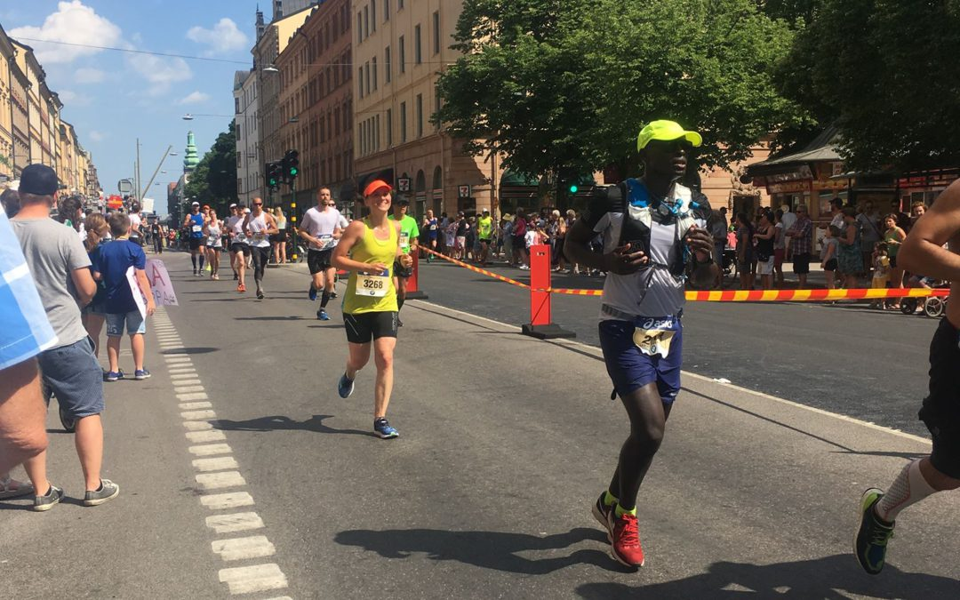 Race Report: Stockholm Marathon 2018