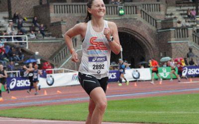 Stockholm Marathon: Våga Vägra Vägga!