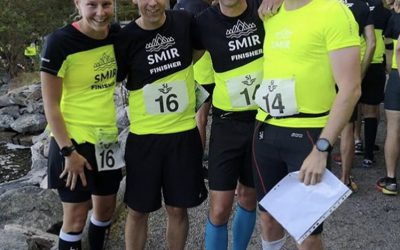 Andreas Ahlin: Race Report SMIR2019