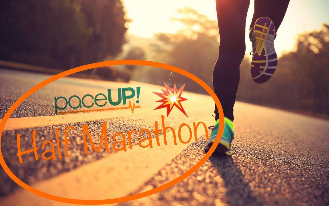 paceUP! Half Marathon: Results