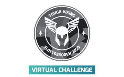 Tough Viking Virtual Challenge – Slottsskogen
