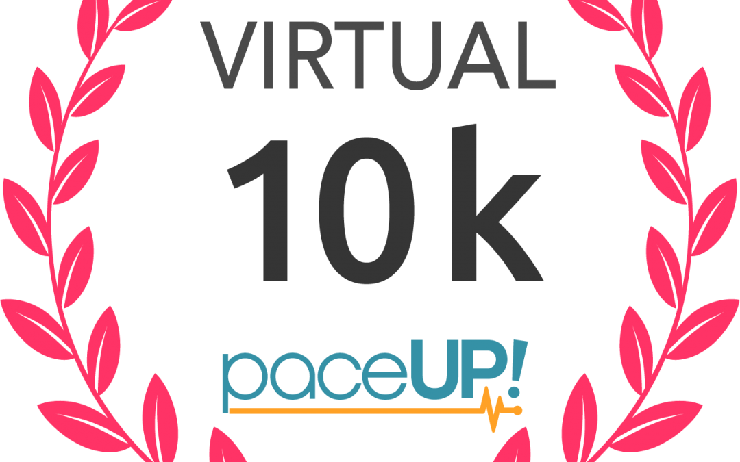 paceUP! Virtual 10K