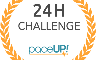 The paceUP! 24H Challenge
