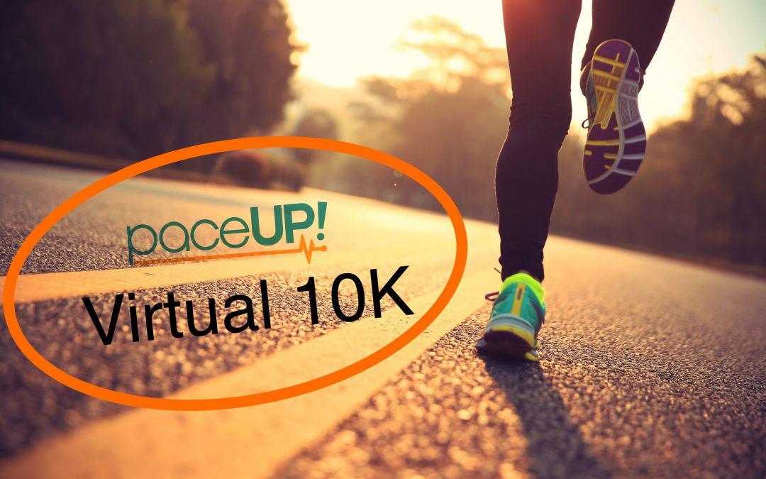 paceUP! Virtual 5K & 10K