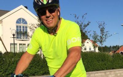 The paceUP! Community: Kjell-Arne Nilsson
