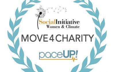 Vinnarna av Move4Charity med Social Initiative