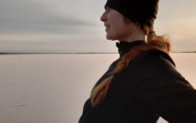 Lisa springer vidare med östgötska sjöar