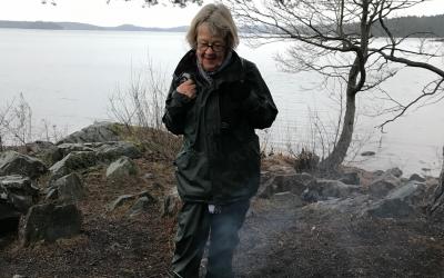 Loulou Eriksson: Från 50 steg till 10.000