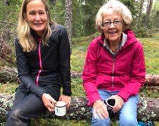 Loulou Eriksson: Så lurade vi ut barnen