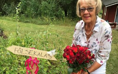 Loulou Eriksson: Tankar från en nybliven 80-åring