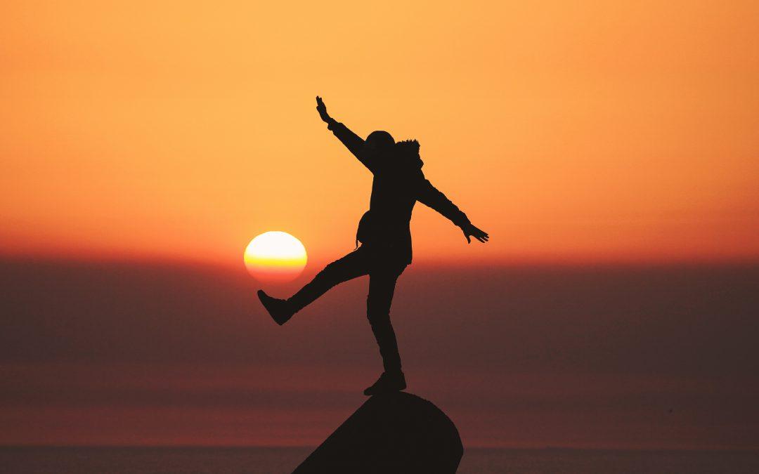 Fysisk aktivitet är naturligt för kroppen
