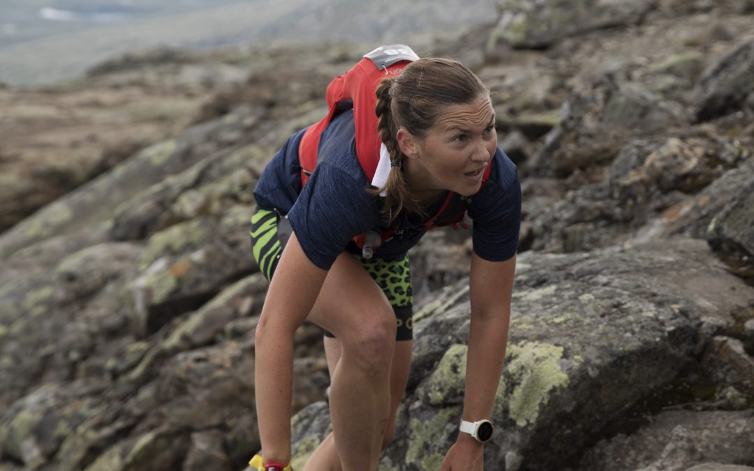 Natalie Persson: Fjällmaratonveckan 2021