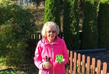 Loulou Eriksson: Mina bästa lyssnartips för promenaden